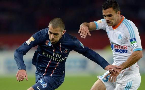 Menez: Rumours I refused to come off the bench are totally false