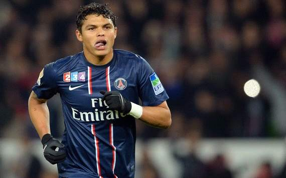 I will try to convince Paulinho to sign for PSG not Inter, says Thiago Silva