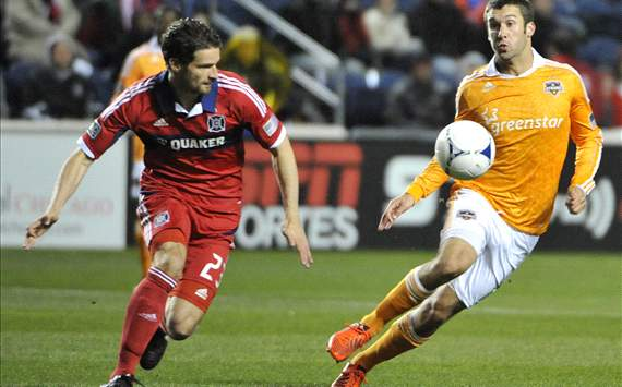 Arne Friedrich, Chicago Fire; Will Bruin, Houston Dynamo; MLS