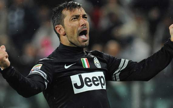 Quagliarella: Inter loss inspired Juventus