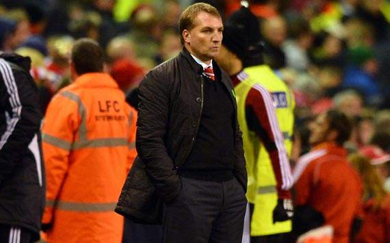Brendan Rodgers,Liverpool