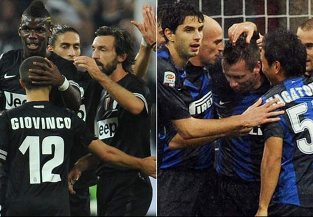 Juventus' opening salvo, Inter's midfield & five things that will decide the Derby d'Italia