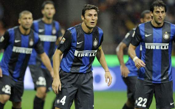 Zanetti: 2012 has been a year of growth for Inter
