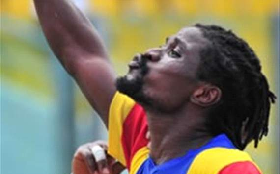 Ghana FA dont want me near the national team - Kingston