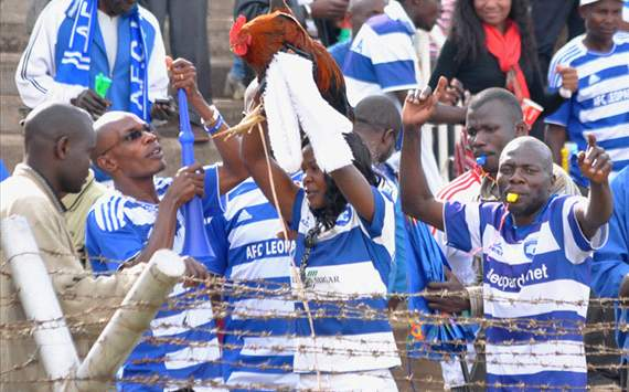 AFC Leopards caves in to SSMB demands