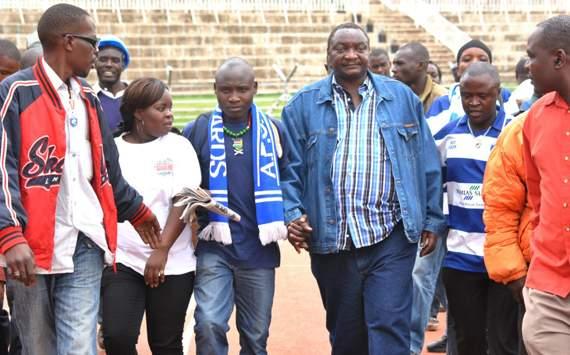 AFC Leopards chairman Ole Magelo: I will not allow 'pretenders' to take over club