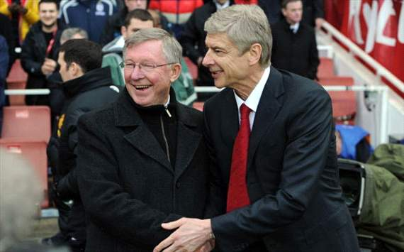 Wenger settling down, Sir Alex Ferguson making new friends and football's New Year resolutions