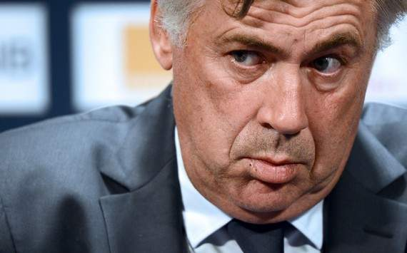 Ancelotti rules out further PSG signings