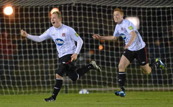 Michael Rafter joins Derry City from Dundalk