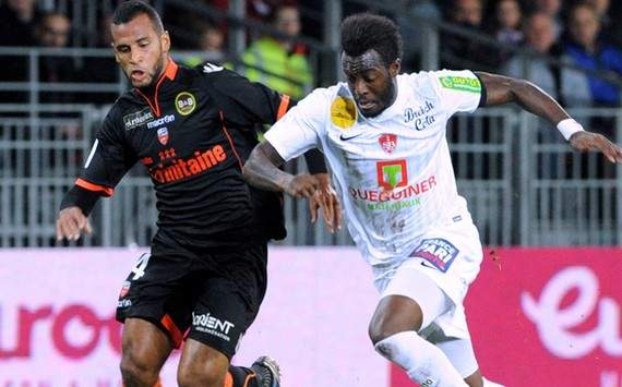 Ligue 1, Brest - Touré absent