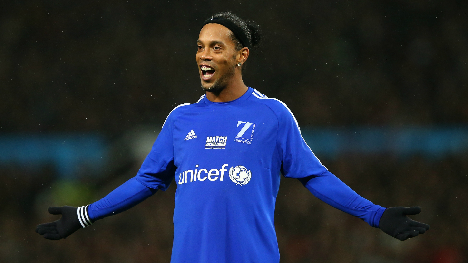 Le petit pont magique de Ronaldinho