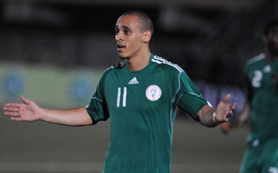West Brom striker Odemwingie makes Nigeria U-turn and will return to fight for a place