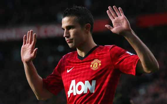Van Persie vindicated as Manchester United highlight growing chasm between old foes Arsenal