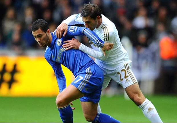 'Everything depends on this match' - Hazard desperate for Chelsea Champions League progress