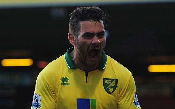 EPL - Norwich City v Stoke City, Bradley Johnson