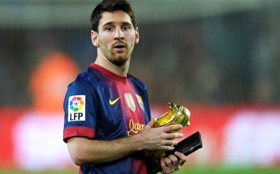 STATISTIK BERBICARA: Lionel Messi Lewati Pele &amp; Manchester United Si Raja Comeback
