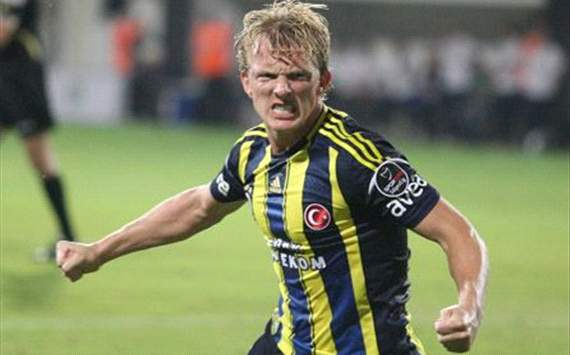 Dirk Kuyt: I'm used to big games