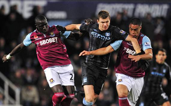 'You can call me what you want but I will never be a super-sub' - Dzeko aims for more games