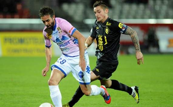 Ligue 1 : Fabrice Ehret vs Mathieu Debuchy (Evian TG vs Lille OSC)