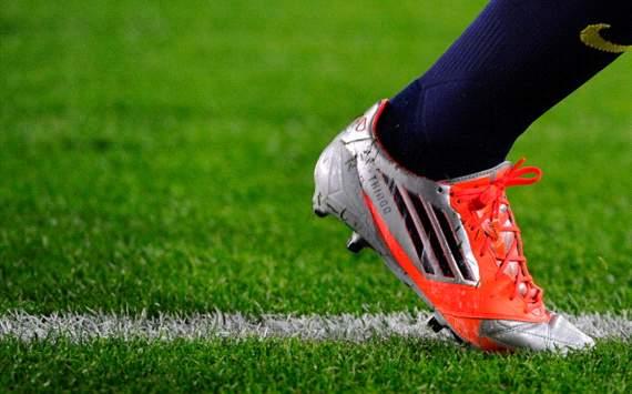 Lionel Messi shoe