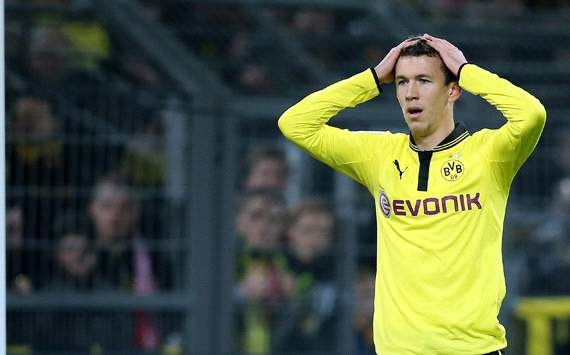 Perisic leaves Dortmund for Wolfsburg