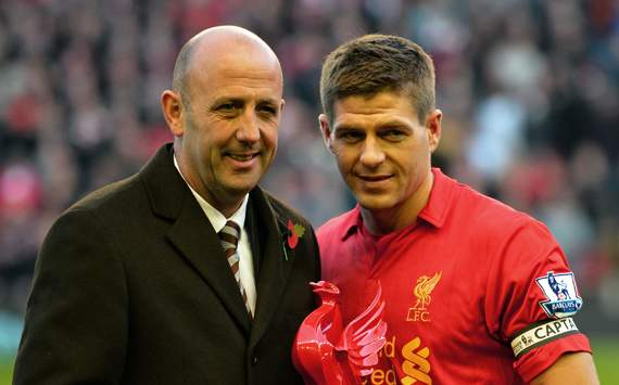 Alonso: Gerrard good enough for Spain team