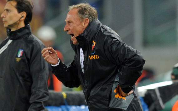 Zeman warns Serie A that 'Roma are coming'