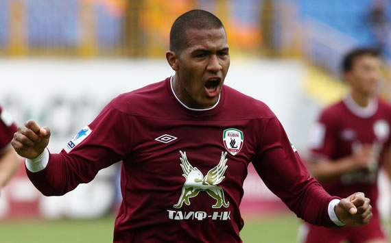 Salomon Rondon - Rubin Kazan