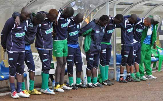 Gor Mahia turns down Kenya FA request to have Thika match moved to Kasarani