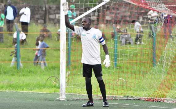 Gor Mahia captain Jerim Onyango vows to fight for starting role