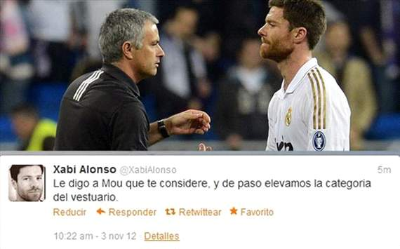 Jose Mourinho: Xabi Alonso Butuh Istirahat