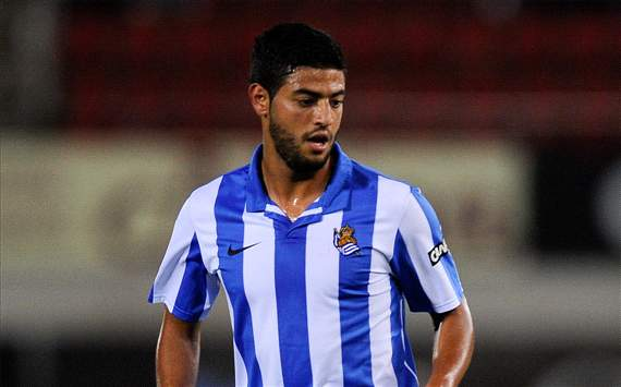 Carlos Vela, Real Sociedad (Getty)