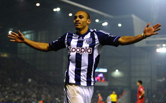 West Brom rejeita proposta do QPR por Odemwingie