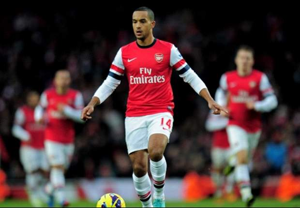 Walcott an injury doubt for England friendly with Sweden, Wenger reveals