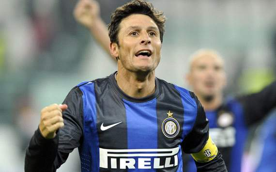 Javier Zanetti: FC Internazionale Jeblok Usai Kalahkan Juventus