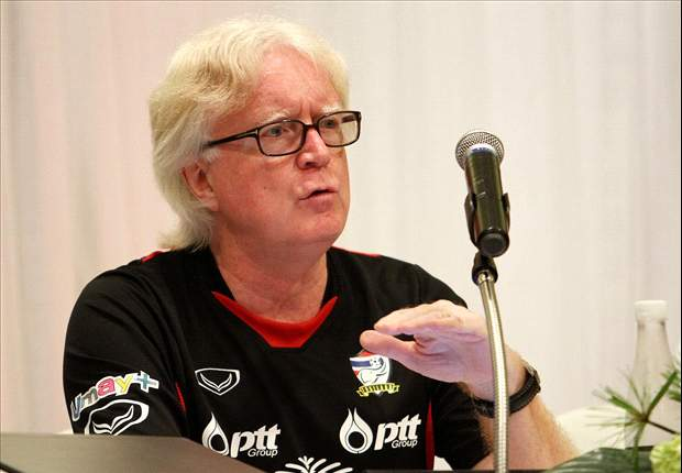 "EXCLUSIVE - ""Only being champions will do,"" says Thailand coach Winfried Schafer"