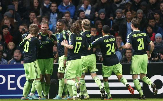 Manchester City - Ajax