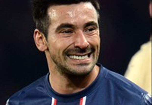 Lavezzi hoping for 'great things' at Paris Saint-Germain