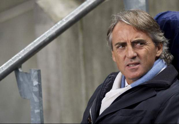 Manchester City boss Mancini refocuses for Europa League success