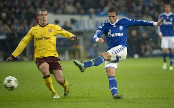 Schalke rocked by Afellay injury blow