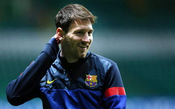 Rexach: The great virtue of Messi is that he listens more than he talks