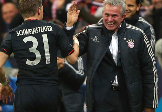Heynckes: Everything went like clockwork