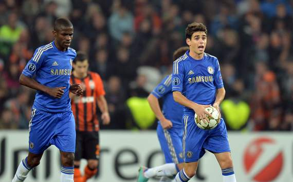 A win over Fulham is crucial, says Chelsea star Oscar
