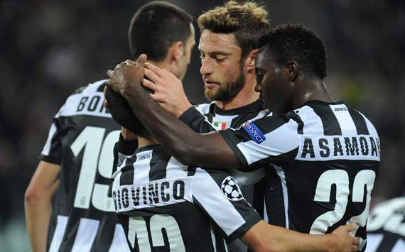 Juventus end European hoodoo, but late Moses goal leaves them with a mountain to climb