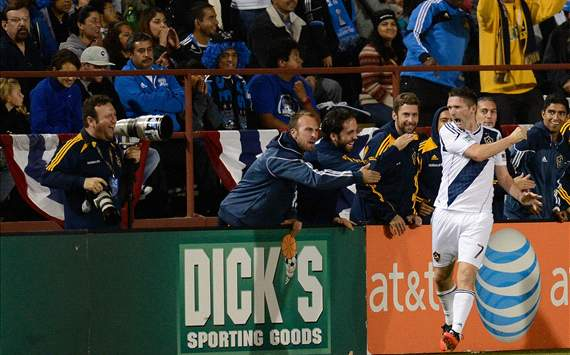 'Robbie Keane has been the best player in the league' - LA Galaxy coach Bruce Arena