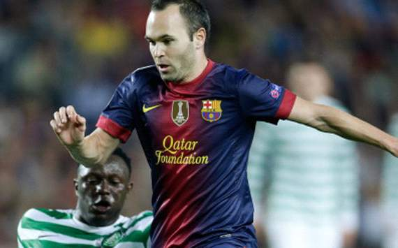 Iniesta: There is no such thing as the perfect player