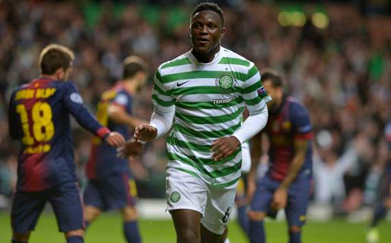 Wanyama trots op Celtic-supporters