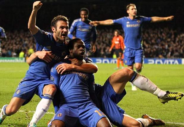 Moses takes Chelsea a step closer to the promised land but Champions League luck will not last forever