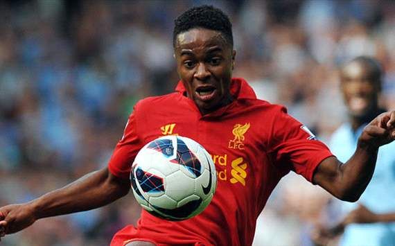 Sterling signs new Liverpool deal
