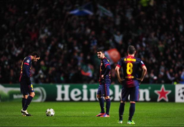 What we learned this week: Barcelona's pass-completion preaching has been rumbled